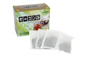 ヤーコン茶パッケージ
